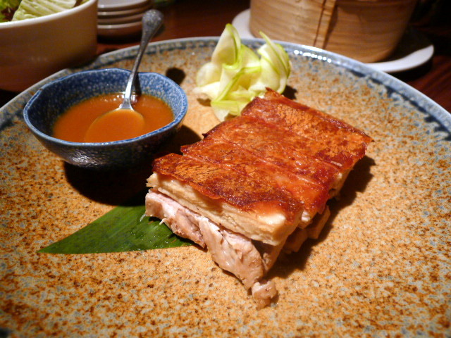 Flesh and Buns - Pork belly