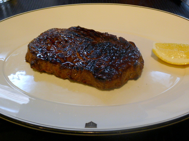 Gowings Bar and Grill - Rib-eye