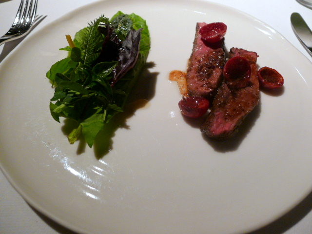Attica Restaurant - Kangaroo