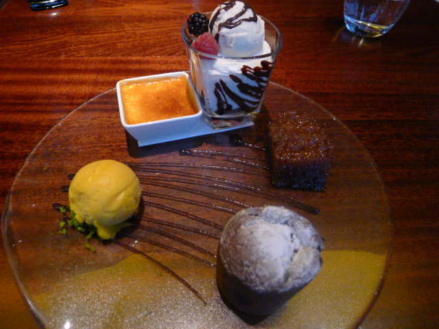 'The Meat Co - The dessert platter