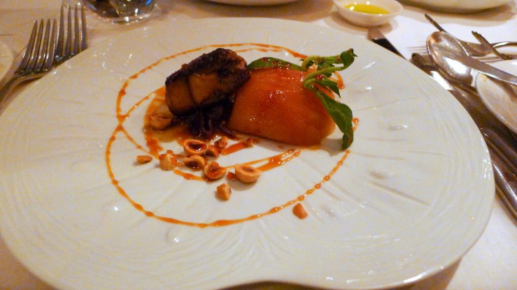 Medlar - Roast foie gras