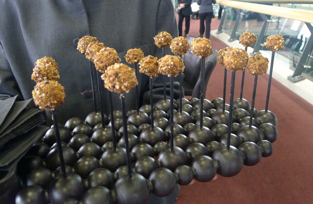 Royal Ascot 2014 - Foie gras rocher