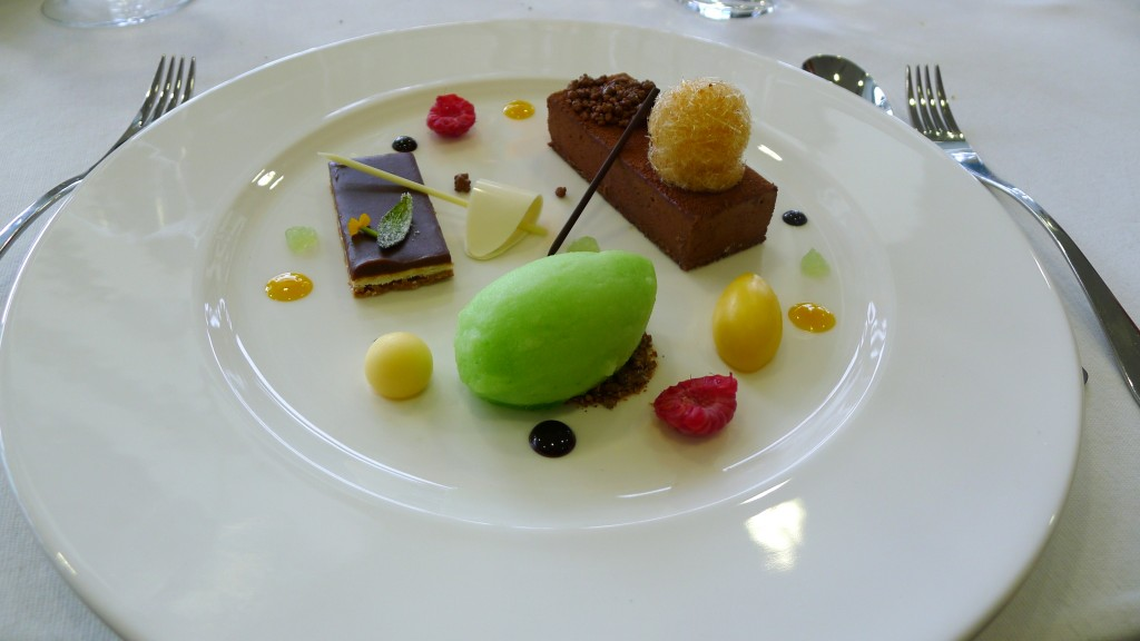 Royal Ascot 2014 - Dessert by Steve Golding