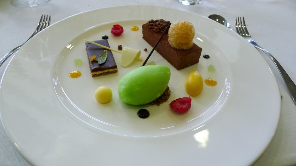 Royal Ascot 2014 - Dessert by Steve Golding