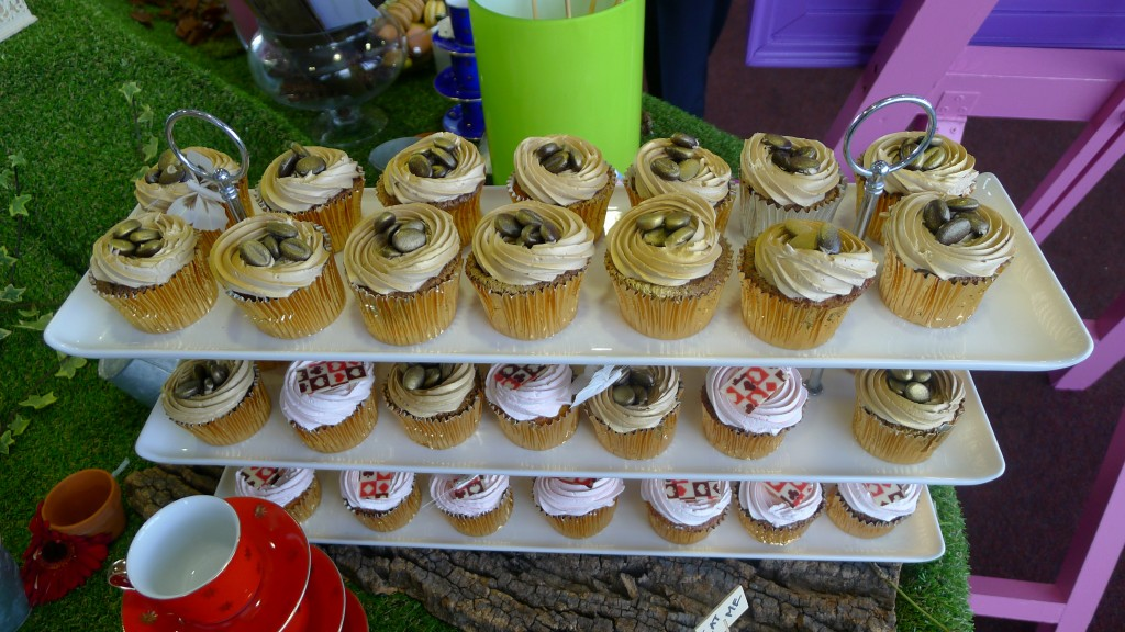 Royal Ascot 2014 - The amazing cupcakes