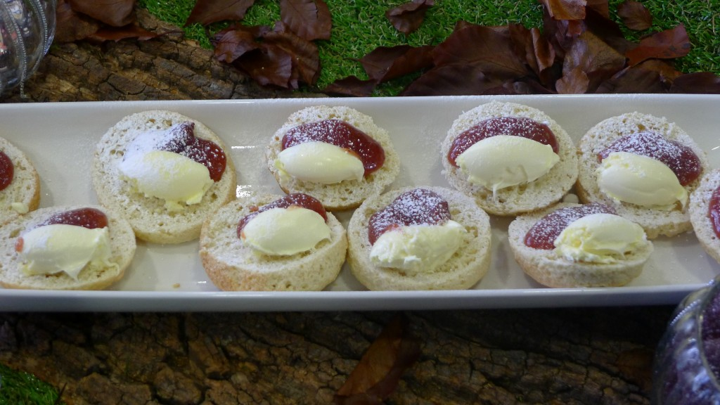Royal Ascot 2014 - The homely scones