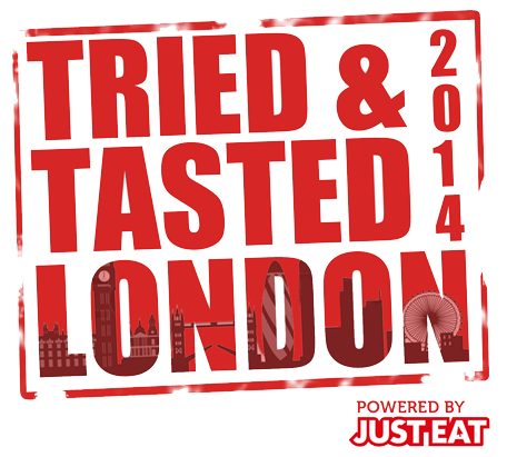 JUST EAT - Tried & Tasted 2014