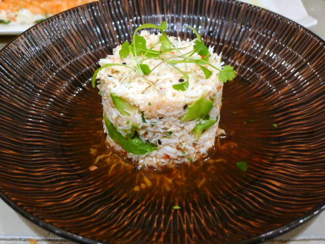 L'Eto Caffe - Crab salad