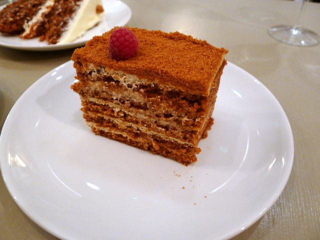 L'Eto Caffe - Honey cake