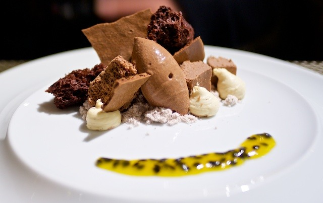 Caxton Grill - Chocolate delight