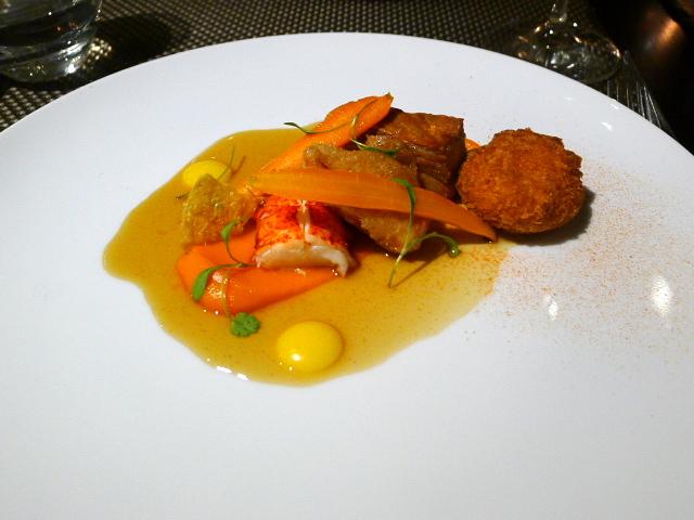 Caxton Grill - Lobster