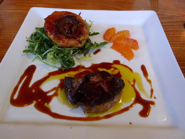 Michael Nadra - Sautéed foie gras