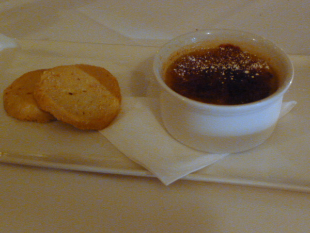 The Only Running Footman - Crème brûlée