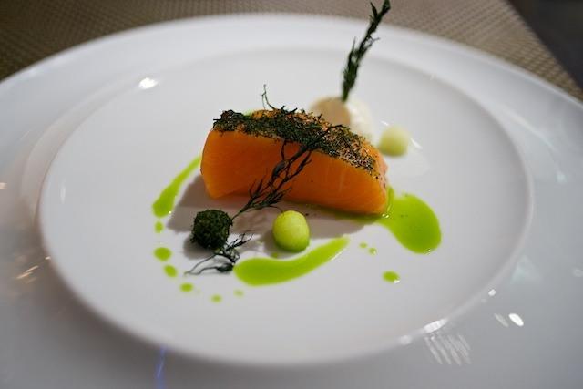 Caxton Grill - Salmon