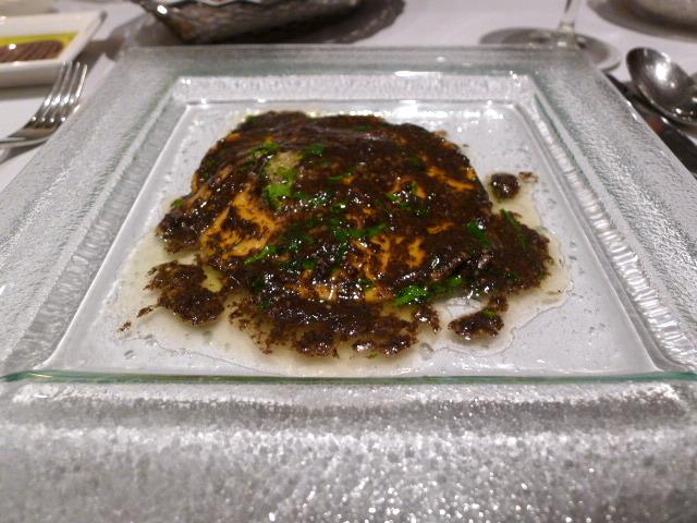 Dieci Restaurant - Pumpkin ravioli