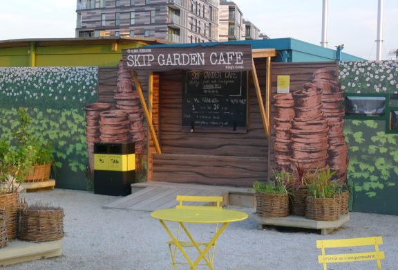 Skip Garden Cafe