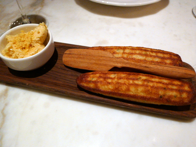Chiltern Firehouse - Cornbread fingers