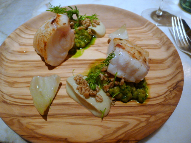 Chiltern Firehouse - Monkfish