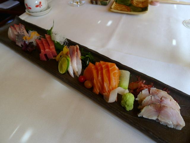 Yamazato - Sashimi