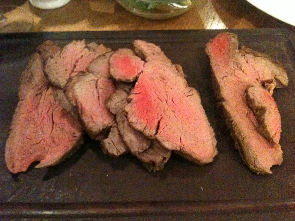 Hix Selfridges - The steak