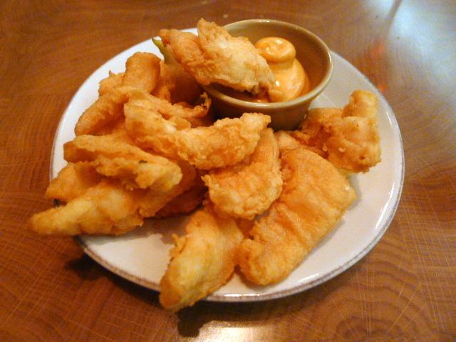 5&33 Restaurant - Calamari