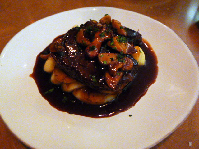 5&33 Restaurant - Ox cheeks