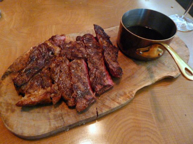 5&33 Restaurant - Rib of beef