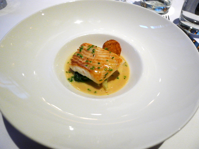 The White Swan - Sea bass