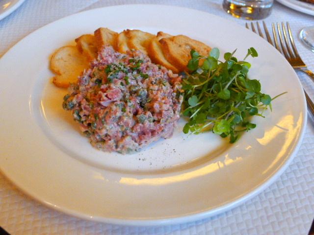 Balthazar - Steak tartare