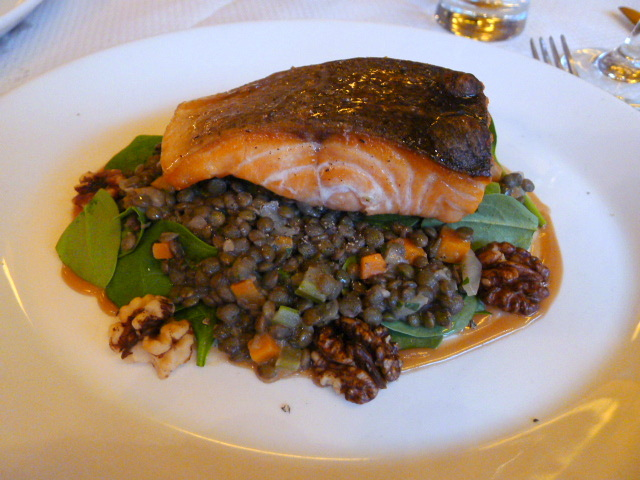 Balthazar - Grilled salmon