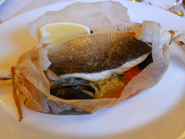 Balthazar - Sea bass