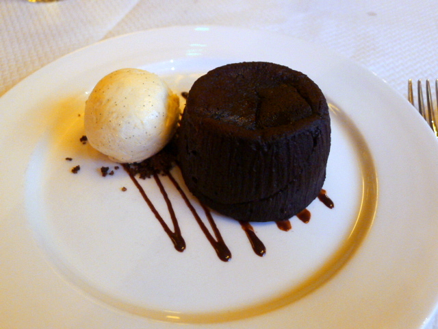 Balthazar - Chocolate fondant