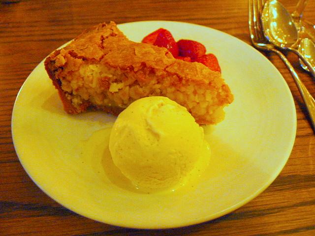 Bibo - Almond tart