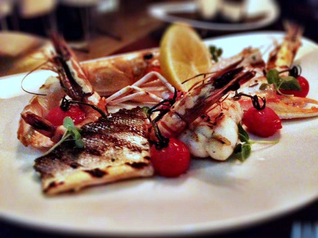 Cucina Asellina – Mixed grill
