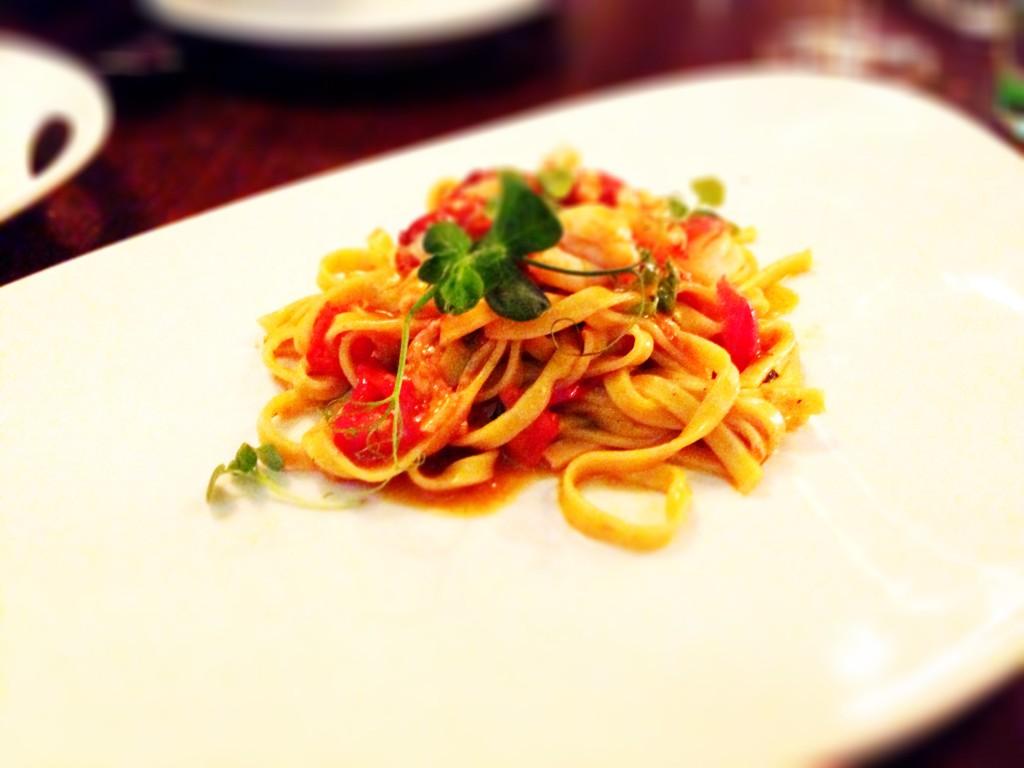 Cucina Asellina – Lobster fettuccine