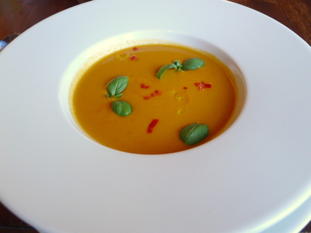 The White Hart - Gazpacho