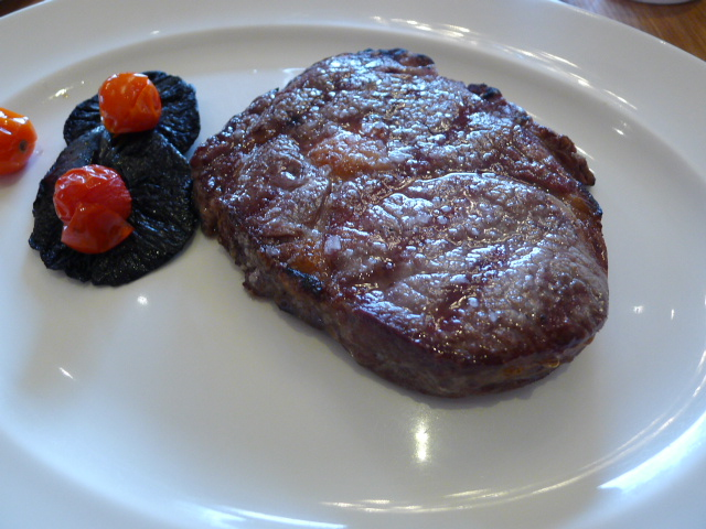 Gillray's - Rib-eye steak
