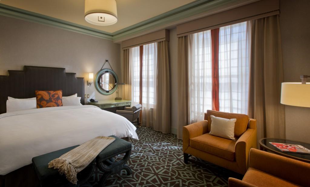 Hotel ICON - Guestroom
