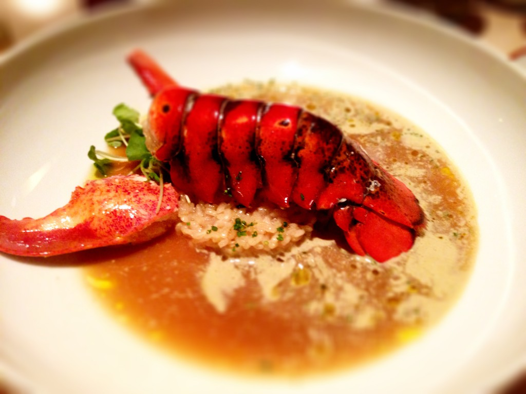 BCN Taste & Tradition- Lobster bouillabaisse