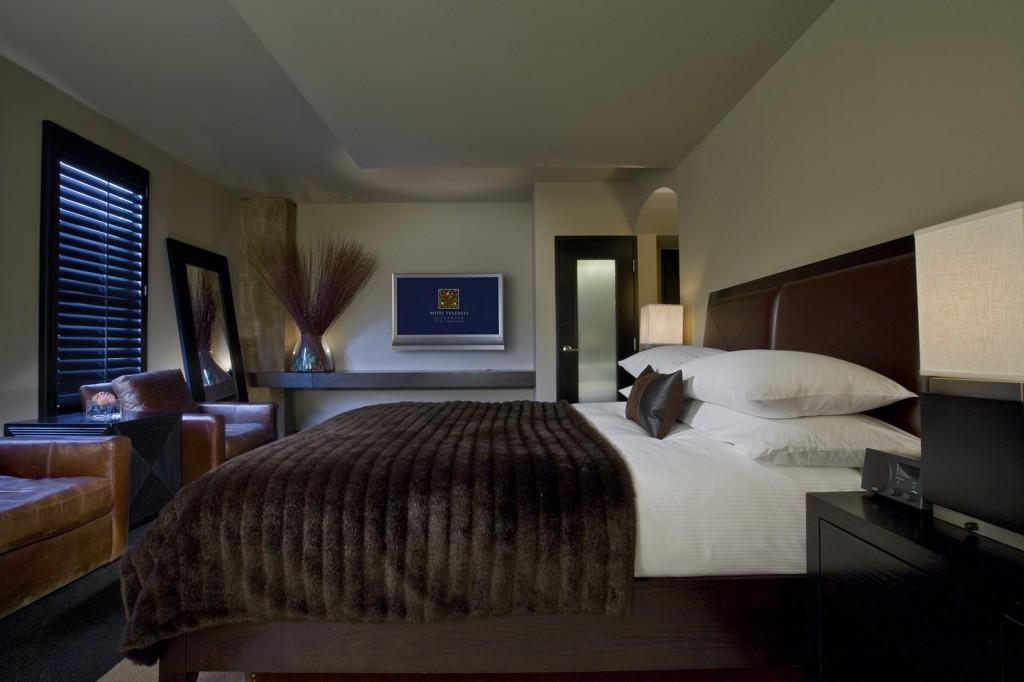 Hotel Valencia Riverwalk - The guestroom