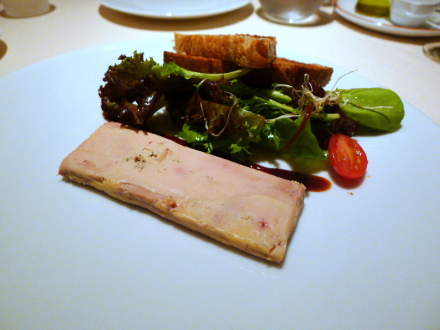 BCN Taste & Tradition- Foie gras terrine