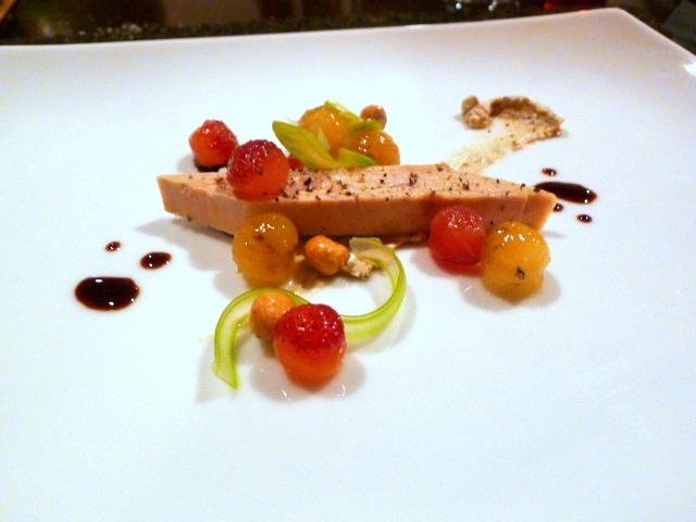 Hotel Valencia Riverwalk - Foie gras