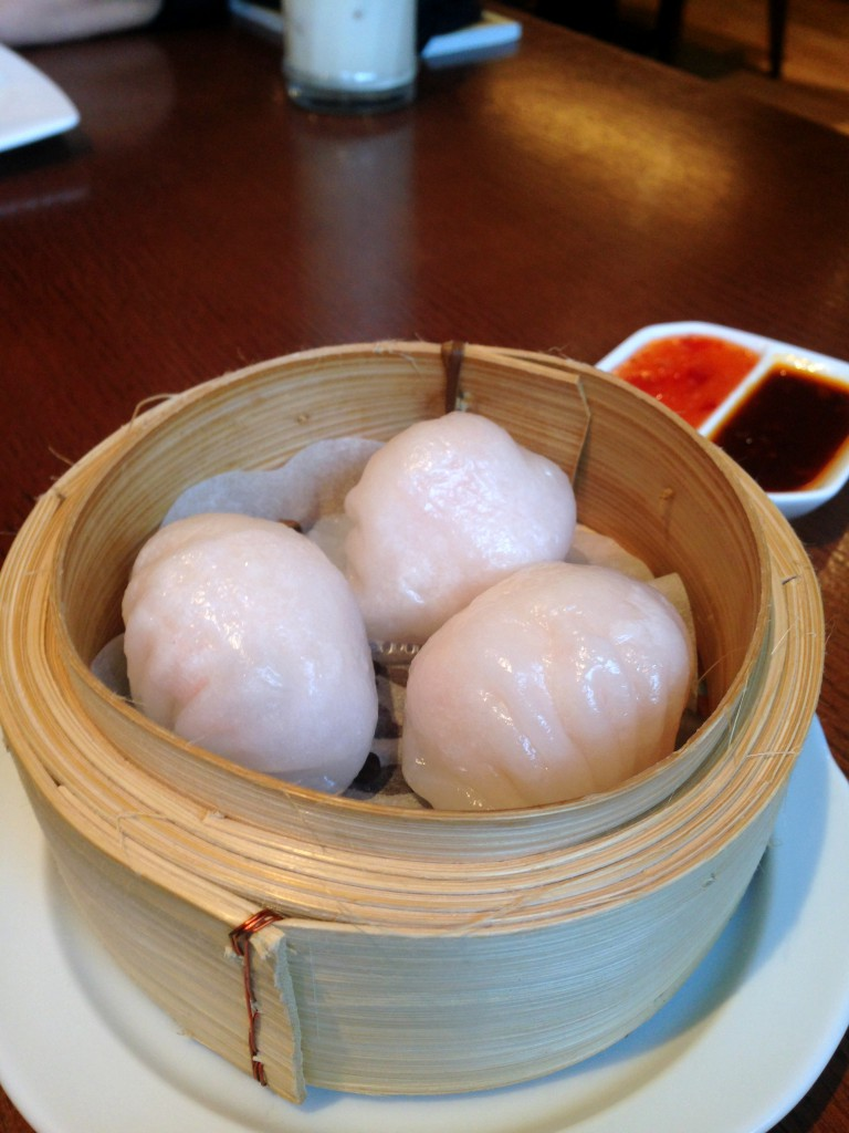 Chinese Cricket Club - Prawn har gau