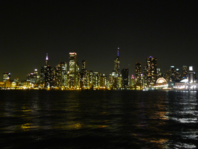 Odyssey Cruises - Chicago by night