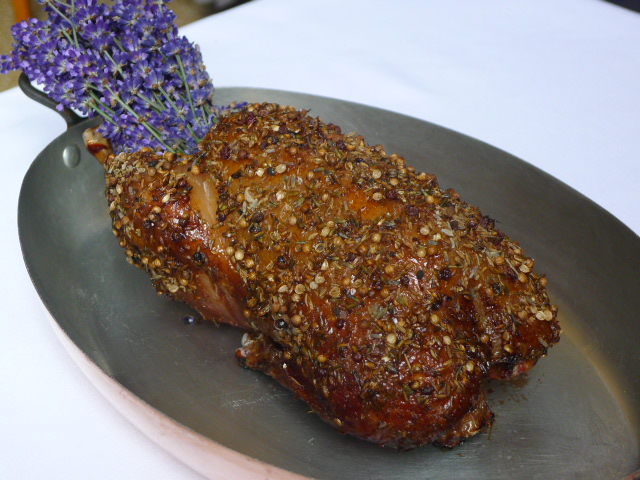 Eleven Madison Park - Whole roasted duck