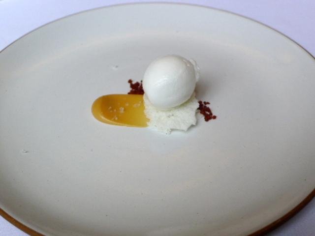 Eleven Madison Park - Pre-dessert