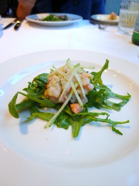 Frescobaldi - Langoustine tartar