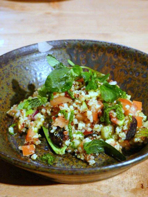 Pachamama – Quinoa salad