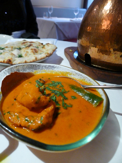 Moti Mahal - Butter chicken