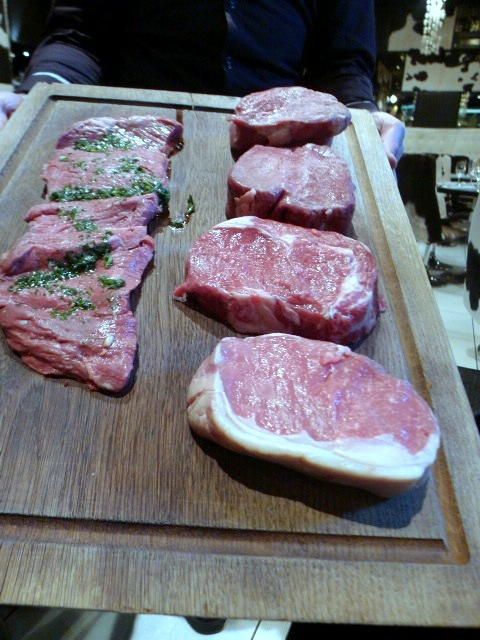 Gaucho - Steak tray